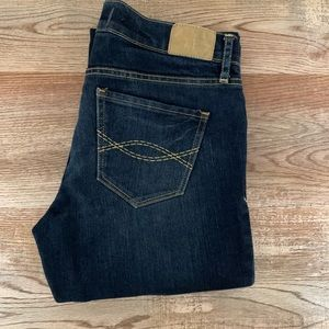 The A&F Emma Flare Jeans